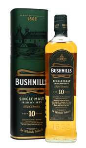 Bush mills Malt / 10 Single Irish Whiskey £16.75 @ Co-op instore