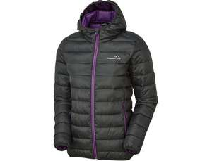 Go Outdoors Freedom Trail Women's Essential Baffled Jacket, Sizes 8-22, 4 colour ways, £20