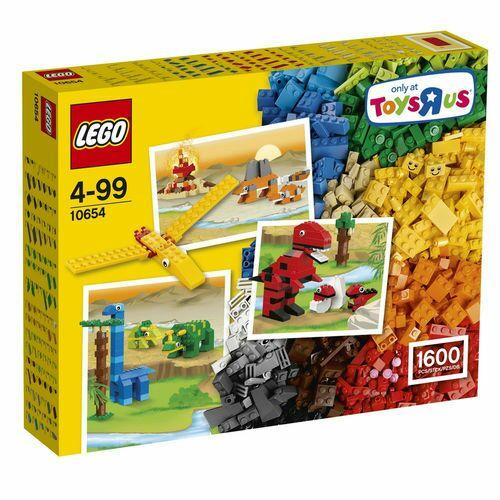 Lego Classic 10654 - 1600 Pieces - £44.98 @ Toys R Us (C&C)