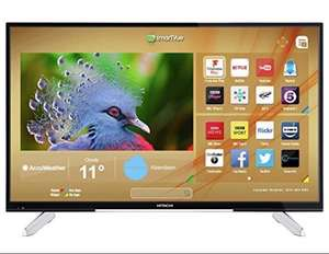 Hitachi 50 Inch 4K Ultra HD Smart TV £359.99 @ Argos