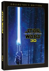 Star Wars: The Force Awakens 3D Collector's Edition £11.09 (Using Code) @ Zoom