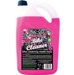 Muc-Off Nano Tech Bike Cleaner - 5 Litre - £17.99 + Free Delivery @ CRC