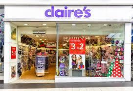 Claire's 3 for 2 secret sale! instore