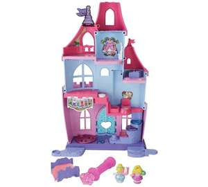 Fisher-Price Little People Disney Princess Magical Palace £35.99 @ Argos