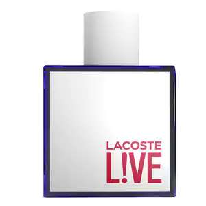 L!VE Eau de Toilette 100ml £19.54 @ The Perfume Shop - Code VCLNOV15 15% Off