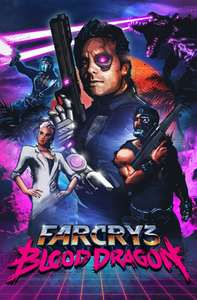 FREE Far Cry 3: Blood Dragon (PC) with latest issue (312) of PC Gamer Magazine £5.99