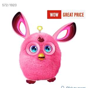 Pink and orange Furby Connect was £32.99 now £26.39 with code @ Argos
