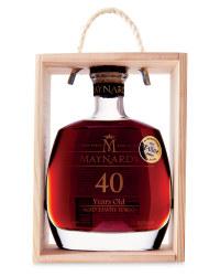 Maynard's 40 Yr Old Tawny Port £29.99 @ Aldi (plus Maynard 1992 LBV £19.99 in comment)