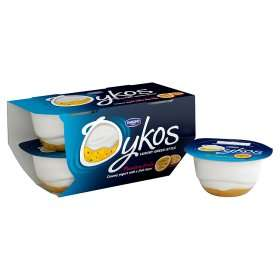 Oykos Greek Style yogurts £1 @ ASDA