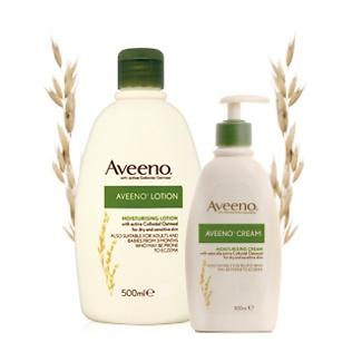 Free AVEENO® samples