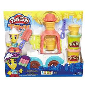 Hasbro Play-Doh Town Ice Cream Truck. Was £14.99 Now £4.99 (Prime) @ Amazon