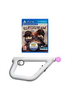 Farpoint + Aim Controller or Bravo Team + Aim Controller £39.99 with Code @ Very
