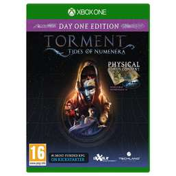 Torment: Tides of Numenera - Day 1 Edition(PS4/XO)£7.99 Delivered @ GAME