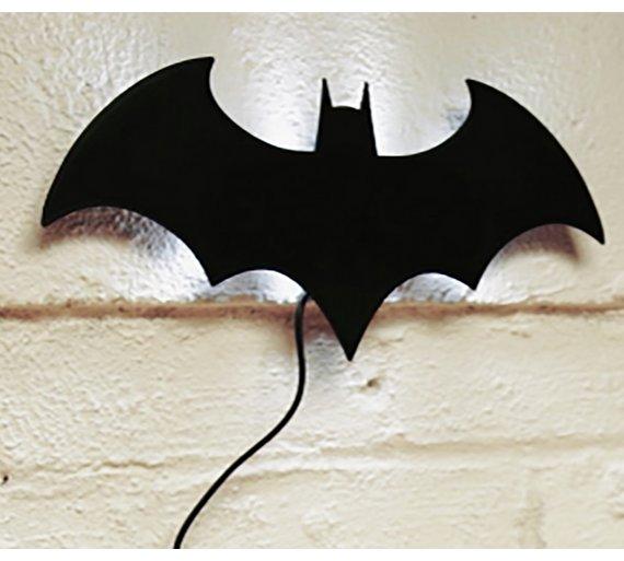 Batman eclipse light at Argos for £14.49