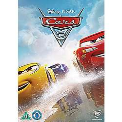Cars 3 DVD at Tesco for £10
