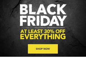 At least 30% off everything @ Millets