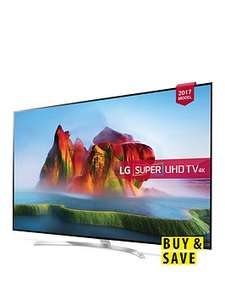 "65"" 4k Gaming TV - LG 65SJ850V Nanocell technology at Very for £1286.99"