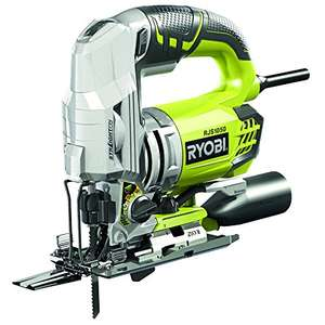 Ryobi RJS1050-K Jigsaw with Four Stage Pendulum Action, 680W £13.08 Dispatched from and sold by PVR Direct - Amazon