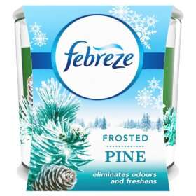 Febreze Pine Christmas Tree Candle £2 @ Asda