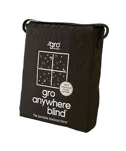 Gro anywhere blackout blind (travel blind for kids) £7.50 in Tesco norwich