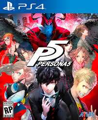 Persona 5 (PS4) £26.99 used @ Grainger games