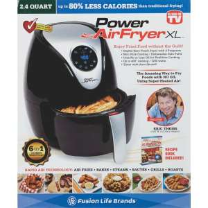 Power Air Fryer XL 3.2 L £49.50 *In-store*@ Tesco or £79.99 online