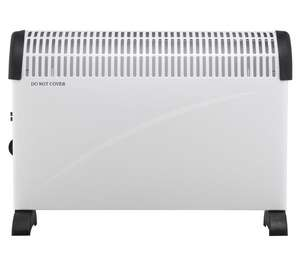 ESSENTIALS C20CHW11 Convector Heater Curry's £14.99 FREE delivery