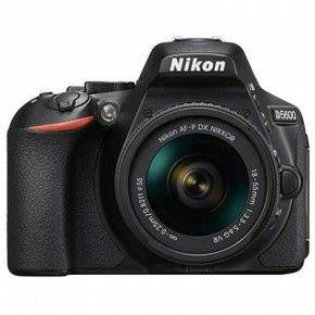 Nikon D5600 + 18-55 VR Lens £544.99 inc.Delivery @ Portus