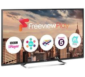 "Panasonic Viera TX 49ES500B - 49"" LED Smart TV - 1080p Argos £341.10  with code TV10"