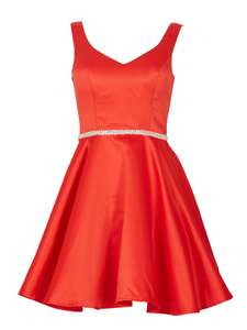 Super party dresses at House of Fraser eg, Isabel London Red Prom down from £55 - £10 - £2 c&c