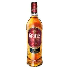 Grants Whisky 0.7 liter £12 @ Asda