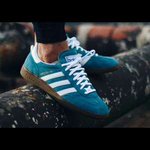 Adidas Handball Spezial men's trainers £34 at very with code lxjme (and samba super same price)