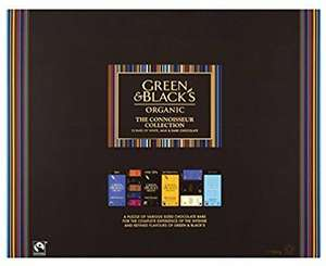 Green & Blacks Connoisseur Collection, 580 g £8.56 now £8.93 and rising  @ Amazon pantry