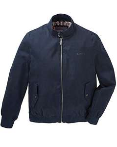 Ben Sherman Harrington Jacket - £50 @Jacamo, was £100 - Free collect in store/Hermes