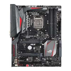 Asus Maximus VIII Hero Socket 1151 ATX Motherboard £114.95 + free delivery @ AWD-IT