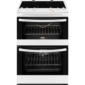 Zanussi twin oven electric cooker (save £150 by being a coop member) +u get coop bonus of 12.45 and TCB @ CoOp Electrical