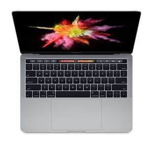 "13"" MacBook Pro 2016 Touchbar with 8gb RAM and 256gb storage £1349 @ Argos"