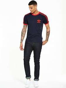 Adidas California Tee at Very, £13 S and L left