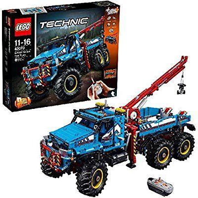 LEGO 42070 6x6 All Terrain Tow Truck £139.99 Amazon