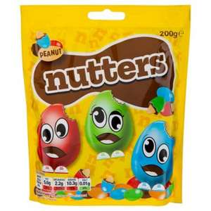 Nutters Chocolate 200g - £1 @ Poundland
