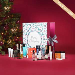 YOU BEAUTY ADVENT CALENDAR 2017 - £49.95 Delivered at Mailshop.co.uk (Potential £44.95 for first customer)