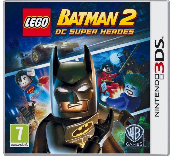 LEGO Batman 2 DC Heroes 2DS/3DS £10.49 @ Argos