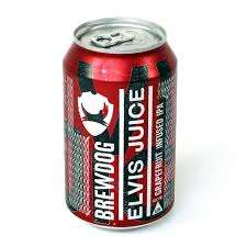 Brewdog Elvis Juice 330ml bottle £1 in Iceland - Leicester