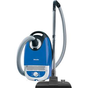 Miele Complete C2 Allergy Powerline Bagged Cylinder Vacuum Cleaner + 2 Year Guarantee @ AO