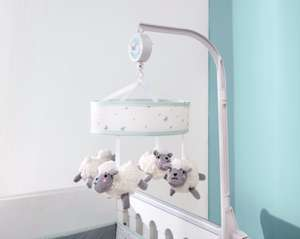 Counting Sheep Mobile (Was £25.00) Now £18.00 at Asda George