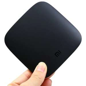 Original Xiaomi Mi TV Box - UK PLUG - International Version for £45.84 delivered with code @ Gearbest
