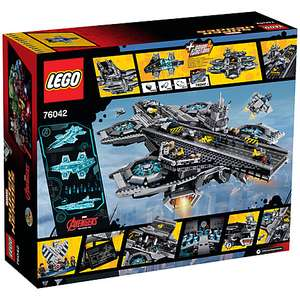 Lego Shield Helicarrier, 76042. Retired. Unavailable at Lego and TRU £279.99 @ John lewis