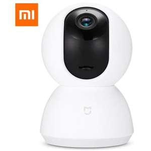 Xiaomi Mijia Smart 720P WiFi IP Camera Pan-Tilt Version £19.10 @ Gearbest