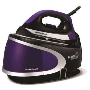 Morphy Richards 330021 Elite Steam Generator Iron in Purple now £89.99 @ Co-op electrical