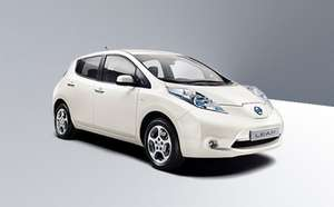 £2000 towards a used Nissan LEAF (electric) when trade in & bought on finance